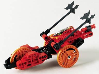 Roboriders 8510 Lava