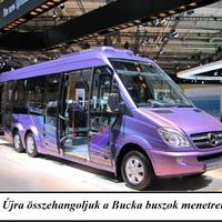 Számtalan megkeresés után: Újra összehangoljuk és csatlakozásokhoz igazítjuk a Bucka buszok menetrendjeit!