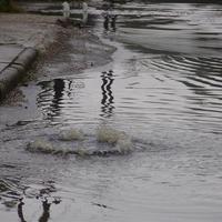 Szigetszentmiklóson nincs csapadékvíz elvezetés! Mit csinál az ÉCSVCS Kft?