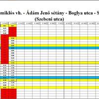 682 - 683-as Boglya járat: Tovább mentünk! - Az első kör - 4:58 - 5:27