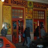 Egy nagy falatnyi Mexikó: El Rapido