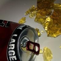 Sör-pohárkrém és energiaital-zselé