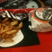 A nagy hamburger teszt: 1.  Black Cab Burger!