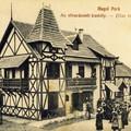 Elvarázsolt Kastély az egykori Angol Parkban 1910 körül
