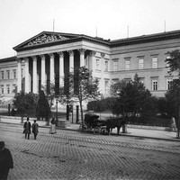 A Nemzeti Múzeum 1894-ben