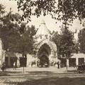 Az Állatkert új főbejárata az 1920-as években