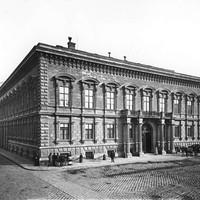 A Festetics Palota a 19. század végén