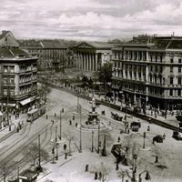 A Kálvin tér a 20-as években