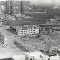 Épül a békásmegyeri lakótelep a 70-es évek végén