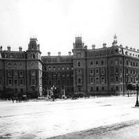 A Kodály körönd az 1890-es években
