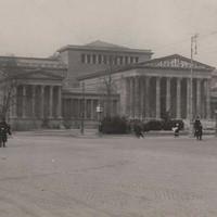 A Szépművészeti Múzeum az 1920-as években