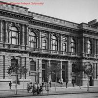 A Régi Műcsarnok 1890-ben