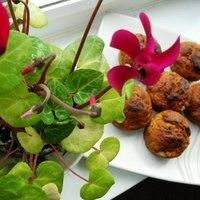 Rózsaillatot árasztó furmányos muffinta