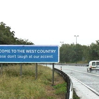 Banksy - Welcome to the West Country