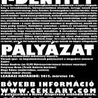 I-DENTITY Pályázat - Cékl'art 2012