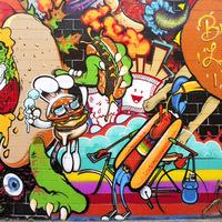 LRG Artist Driven - Pose x Vizie x Witnes x Ewok x Augor NO.6 - San Francisco, CA