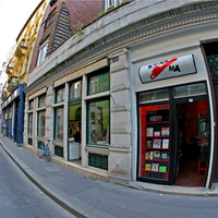 Korcsma - A graffiti és street art könyvritkaságok fellegvára