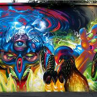 BreakOne legújabb falfestménye Egerben