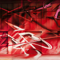 A betűk szerelmese - MadC - Élő festés és Girl Power