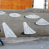 Escif új falfestménye Bilbaoban