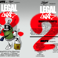Legal War 2 Graffiti Stylebattle 2011