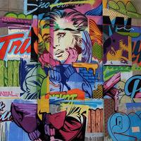 Pose Dél-Afrikában festett - LRG Artist Driven
