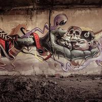 Fat Heat új falfestménye Budapesten