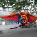 CellofánGraffiti az Akvárium Klubnál