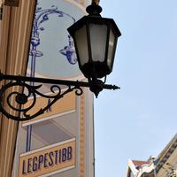 A Király utca a legpestibb utca - Neopaint Works