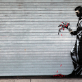 Banksy New Yorkban - Október 24. Hell's Kitchen