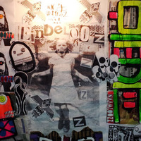 Street art és graffiti kiállítás a Zseb Caféban - Rákapcsolás