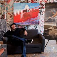 Kikopott a graffiti a mindennapjaimból - Portré Hoekről