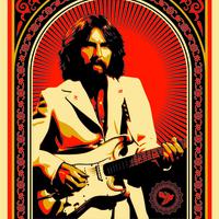 Új Shepard Fairey print - Tisztelgés George Harrison és a 40. évfordulós Concert For Bangladesh előtt