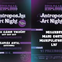 Antropos.hu Art Night