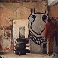 Városi művészet és utcai illusztrációk Egerből - SIOR kiállítása a Circle Line Galleryben