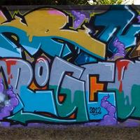HBCity in Flames 2012 Graffiti Jam Hajdúböszörmény