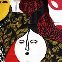 Lelo új festményei São Pauloban