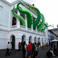 Támad a zöld óriáspolip - Filthy Luker és az Art Attack
