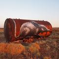 ROA ismét Ausztráliában festett