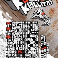 Ne felejtsétek! Szombaton nemzetközi matrica és stencil kiállítás a Tűzraktérben!