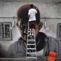 El Mac Szingapúrban festett