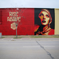 Shepard Fairey Dallasban