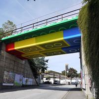 Óriási Lego híd Németországban - Megx