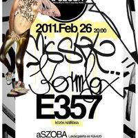 Miss KK, Kormfox és E357 közös kiállítása Pécsett