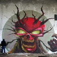 Fat Heat és a Halál fája (T.O.D.) - Graffiti stop motion