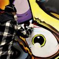 Pose és Ewok közös graffiti x Ironlak x SuperVision