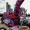 Street Art fesztivál zajlik Katowicében