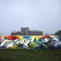 Kast x Break One - Az ősz legütősebb graffitije a Filán!