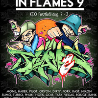 In Flames 9 Graffiti Jam Hajdúböszörményben