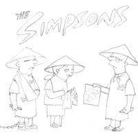 Banksy közzétette weboldalán a Simpsons intro forgatókönyvét